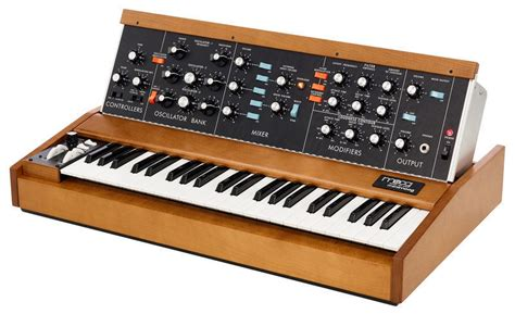 Synthesizer section