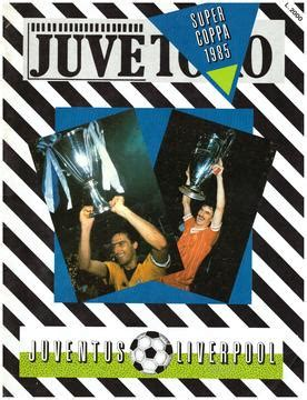 1984 European Super Cup - Wikipedia