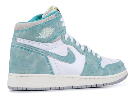 Air Jordan 1 Retro High Turbo Green (GS) - kickstw