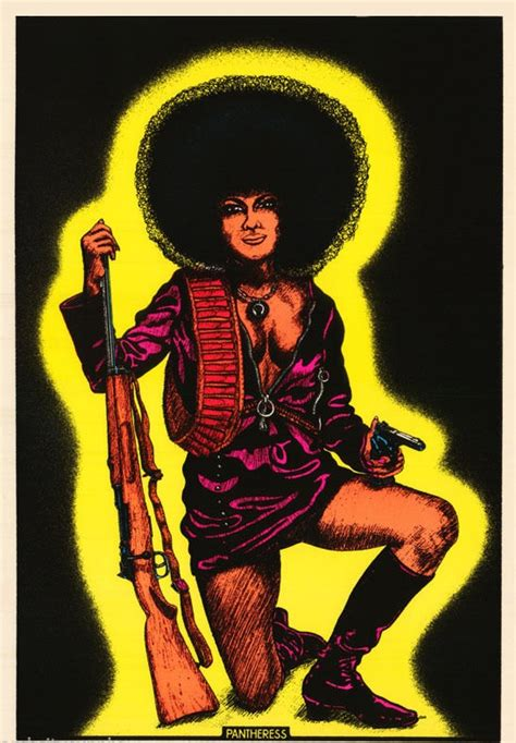 Black Panther Party Posters (1970's)   These Americans