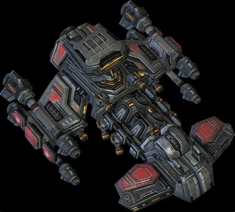 Starcraft II Terran Overview – Units and Structures