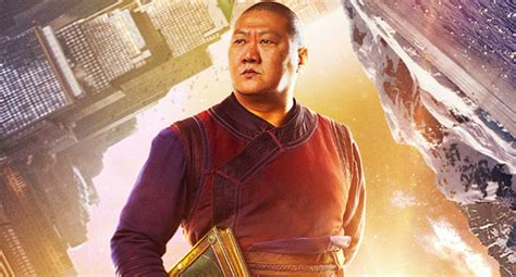 Doctor Strange's Benedict Wong didn't think twice about