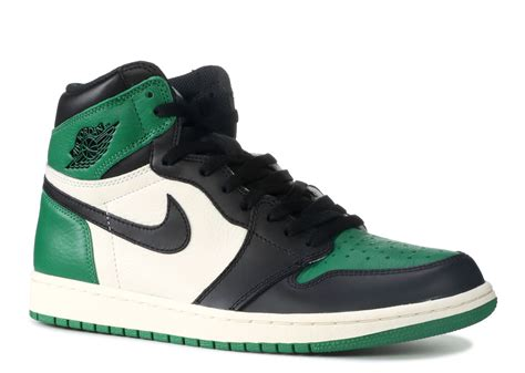 Air Jordan 1 Retro High Pine Green - kickstw