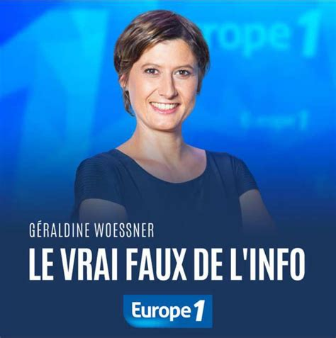 Message pour Mme Géraldine Woessner : « Don't give up the