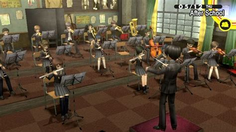 Persona 4: Basketball vs Soccer & Music vs Drama - which