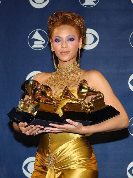 TBT: Songs That Made Beyonce Win 6 Grammy Awards In One