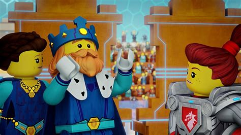 Download LEGO NEXO Knights series for iPod/iPhone/iPad in