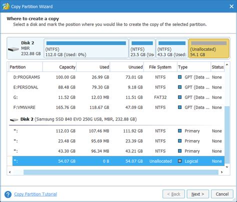 How to Clone Recovery Partition with a Free Drive Cloning