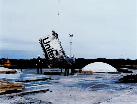 STS-51-L's Final Resting Place at Cape Canaveral Air Force
